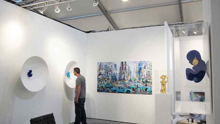 SCOPE Art Fair Basel 2013