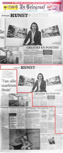 De Telegraaf - Positive and Creative - Arts & Culture