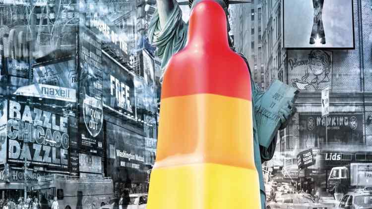Volkskrant Magazine 50 Year Anniversary Rocket Ice