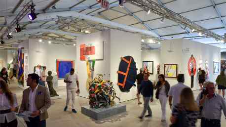 Klibansky presented at Art Miami 2019