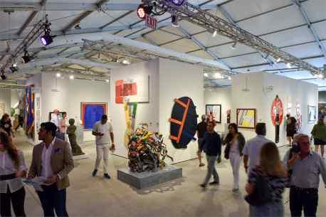 Klibansky presented at Art Miami 2019