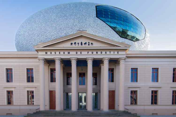 "Opening exhibition ""Leap of Faith"" Museum de Fundatie Zwolle"