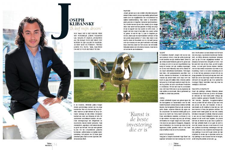 Talkies Magazine - October 2012