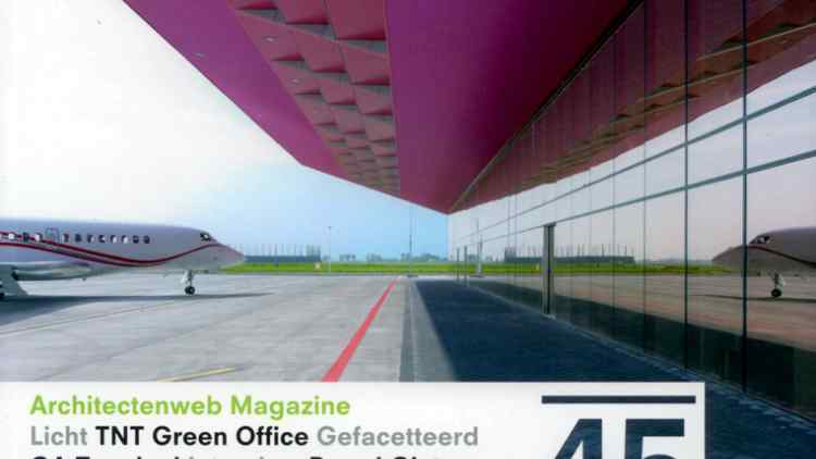 Architectenweb Magazine November 2011