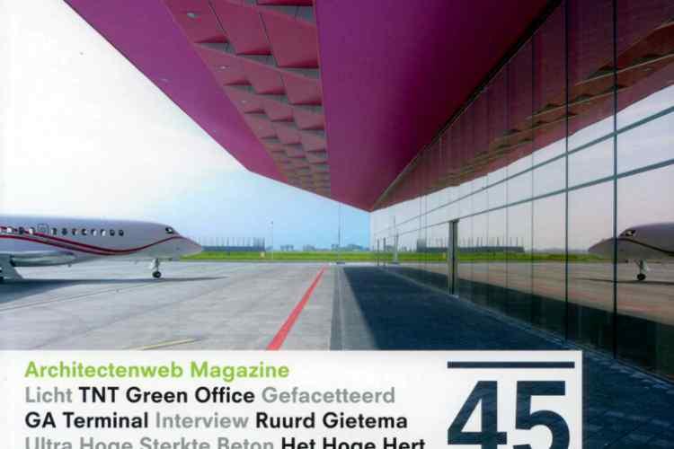 Architectenweb Magazine November 2011