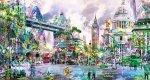 Heavenly Kingdom, 2014 by Joseph Klibansky