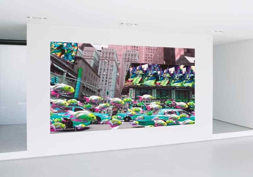 Heavy Traffic, 2008 by Joseph Klibansky