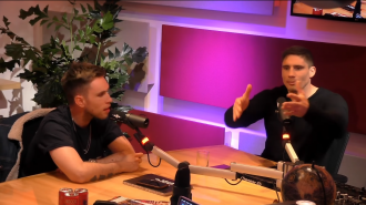 Podcast 1: Rico Verhoeven, Nicky Romero, Joseph Klibansky