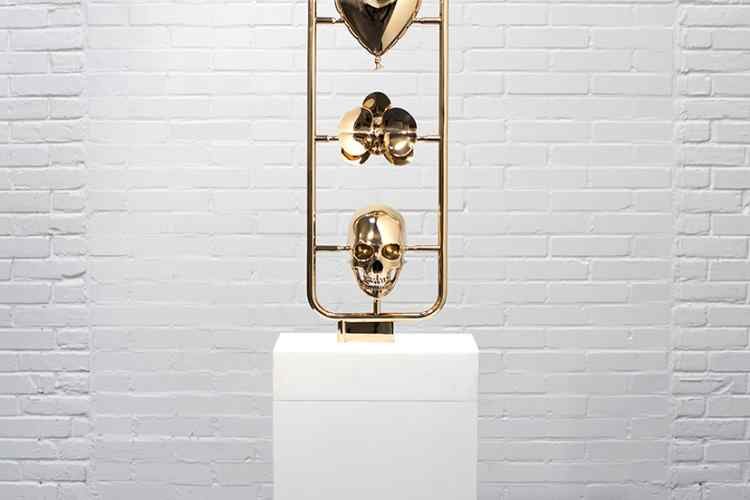 Elements of Life Bronze Sculpture sells at Phillips Auction London