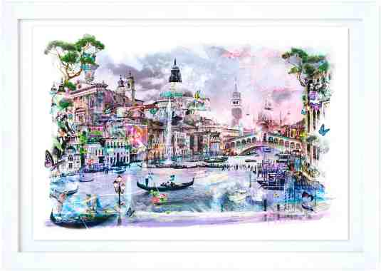 City of Hearts (study), 2015 by Joseph Klibansky