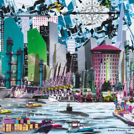 Harbour, 2008 by Joseph Klibansky