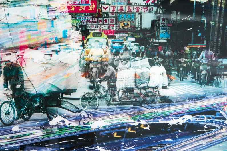 Asia by Night, 2009 by Joseph Klibansky