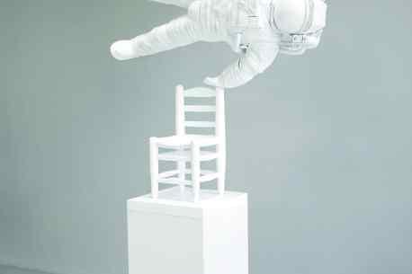 """TRIO Bienal shows """"Self Portrait of a Dreamer"""" by Joseph Klibansky in Rio"""