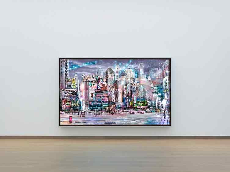Single view - Beautiful Connections, 2011 by Joseph Klibansky