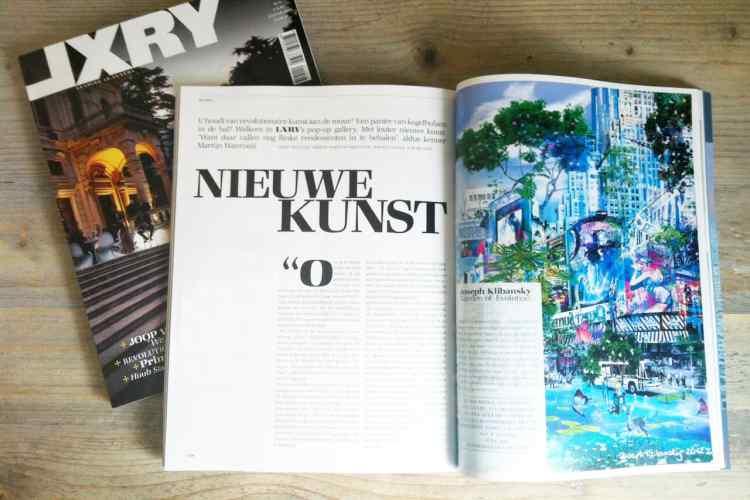 LXRY Magazine 2012
