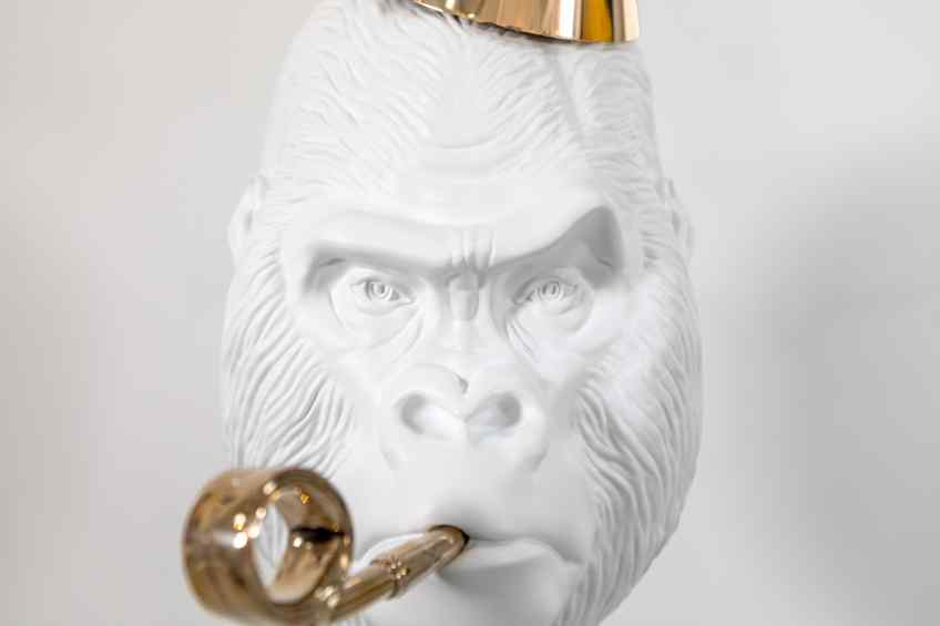 Big Bang White (bronze), 2019 by Joseph Klibansky