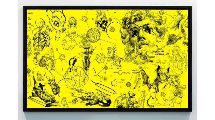 Chemistry of Life (edition, yellow/black), 2017 by Joseph Klibansky