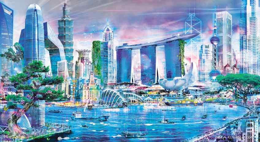 Skies of Tomorrow, 2013 by Joseph Klibansky