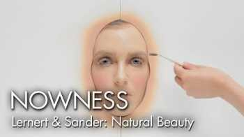 """Watch 365 layers of makeup applied in one day in """"Natural Beauty"""" by Lernert & Sander"""