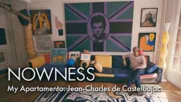 My Apartamento: Jean-Charles de Castelbajac - NOWNESS