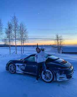 One off the coolest experiences ever drifting these cars on ice 🧊 🙏🏼