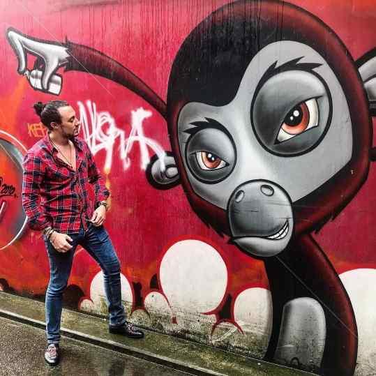 On the hunt for streetart.. does anyone know some murals I should visit?  . . #streetart #arte #streetculture #banksy #klibansky #artist #gucci #supreme