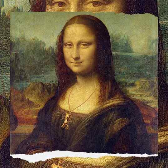 We only work with the best influencers, Thank you Mona 🙏🏻 . . #monalisa #josephklibansky #art