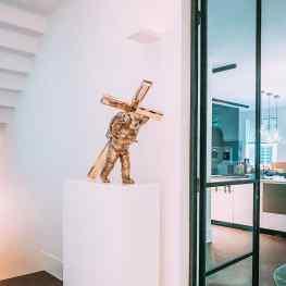 A sculpture is a poem without words..#sculpture #art #kunst #josephklibansky