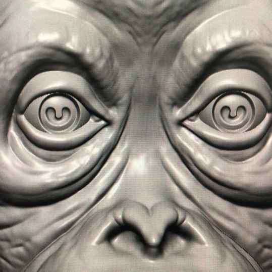 Maybe this is a sneak peek... can you guess? . . #newsculpture #sculpture #art