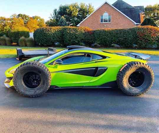 Do you think I should get these wheels on my #mclaren ?