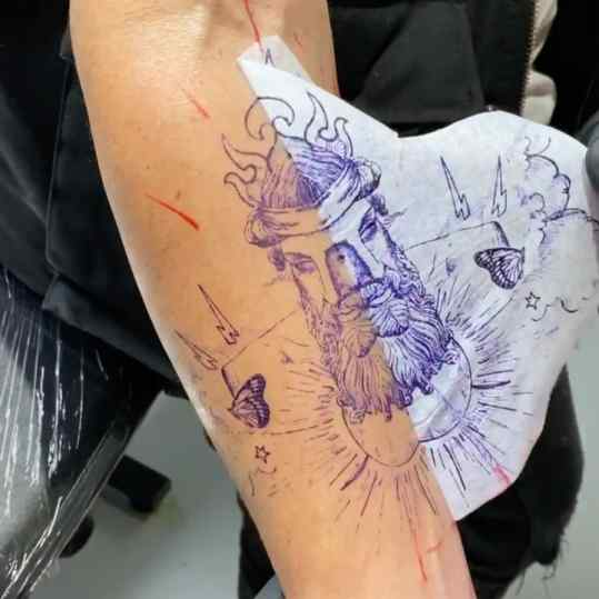 Would you get a KLIBANSKY tattoo?