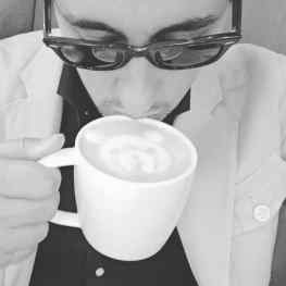 Ever tried #panda #coffee for inspiration??#whitecube #galerieperrotin #hongkong