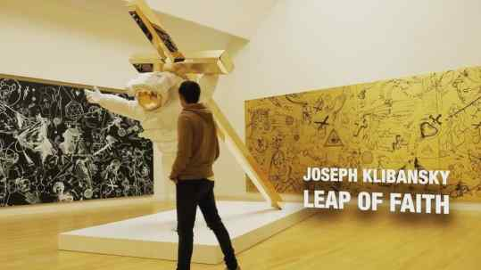 Want to see the rest? 😁🙌🏻 Find the link in my bio! #contemporaryart #josephklibansky #artworld