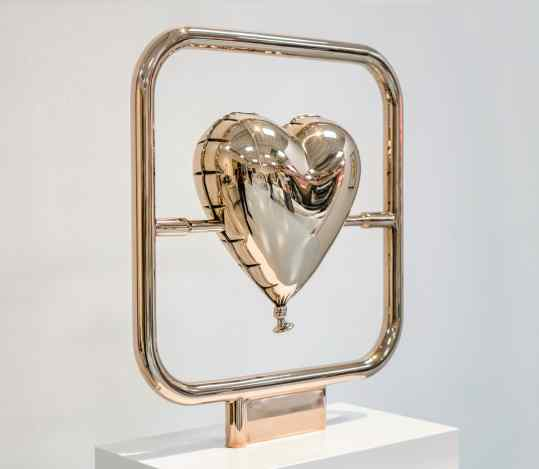 "I have just released a new small bronze sculpture called ""Elements of Love""  it is part of my larger series in the ""elements"" range and explores the concept of condensing large life events and desires into simple recognizable icon.. Life, Love, Death, consumerism.. let me know what you think and maybe tag an art lover ❤️🤗 (link in bio) #contemporaryart #sculpture"