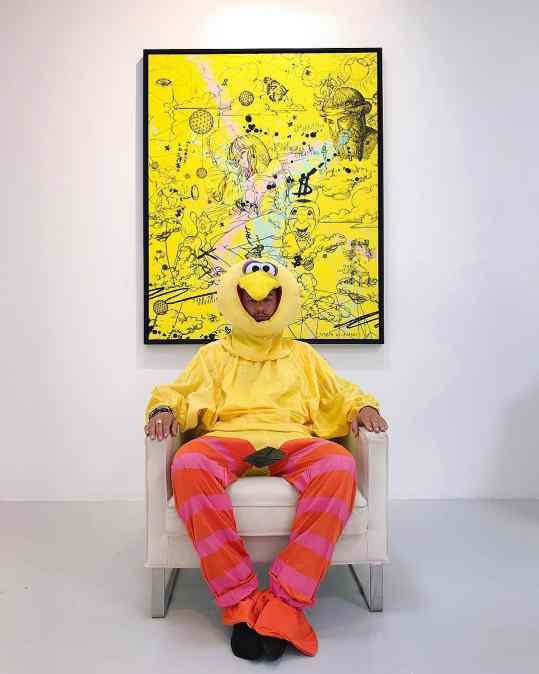 The biggest enemy of creativity is good sense . . #picasso #josephklibansky #art