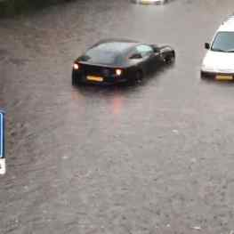 Yup… that's a drowning ferrari in my old hometown.. ..#ferrari #ferrariff