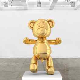 -Icons of Optimism- series has a new family member  #klibansky #josephklibansky #beautiful #painting #photography  #fineart #modernart #contemporaryart  #sculpture #Art #art #artwork #artist #artgallery #newartwork #artfairnyc #finer #artnews #artinfo #jeffkoons #color #gagosian #love #beautiful #follow #fashion