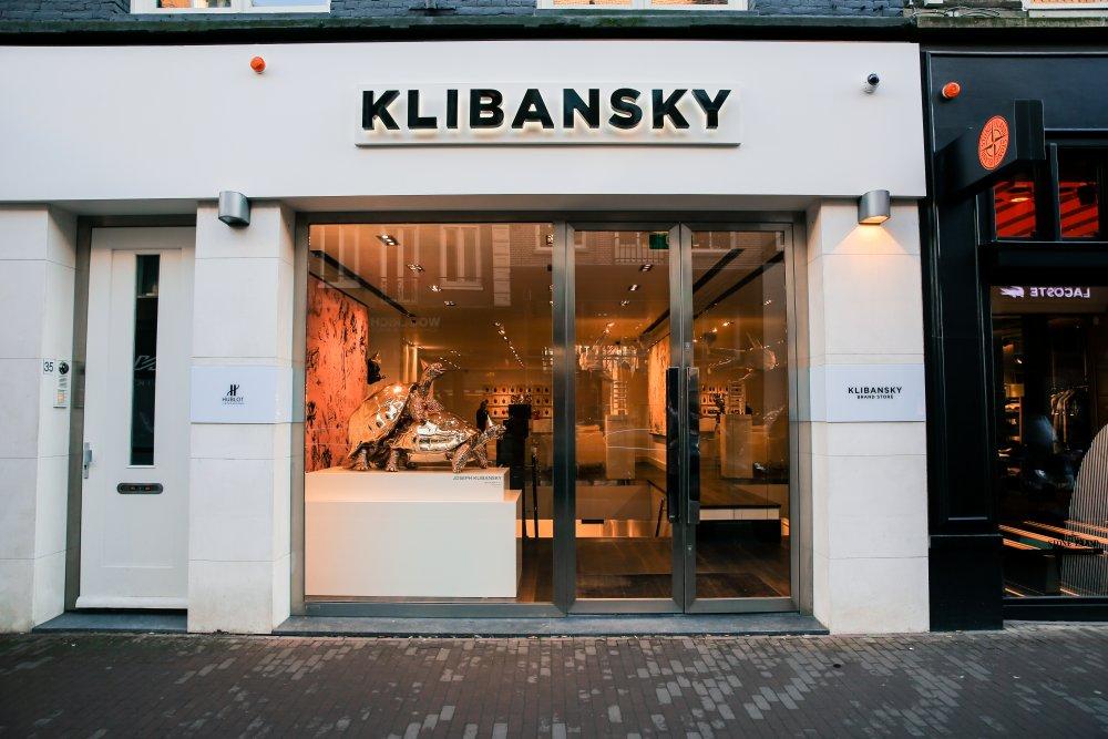 joseph klibansky artist official website