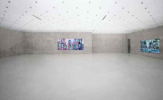 Tv Time 📺! #josephklibansky #contemporaryart #amsterdam